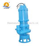 Bomba de esgoto submersível de desidratação de minas de não-obstrução