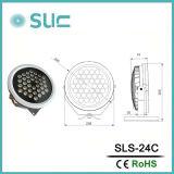 46W impermeabilizzano l'indicatore luminoso del punto di IP65 LED per esterno (SLS-24C)