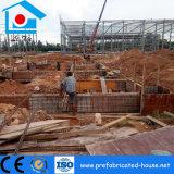 Prefabricated 산업 강철 구조물 프레임 작업장