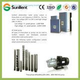 380V460V 90kw c.c. à l'AC Contrôleur de la pompe à eau solaire