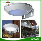 115mm runde LED Licht-Solarim freienbeleuchtung mit Radar-Fühler