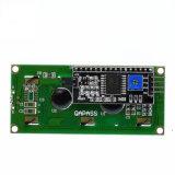 Arduinoの表示LCD1602アダプター版のための熱い販売LCD1602+I2c LCDの1602年のモジュールのブルースクリーンIic/I2c