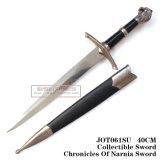 The Chronicles de Narnia Dagger a decoração histórica 40cm Jot061su da HOME do punhal