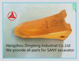 Dent de position d'excavatrice de fournisseur chinois