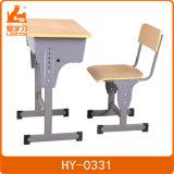 학교 가구 고도 조정가능한 학교 책상 및 의자