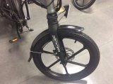 """Bicicleta elétrica Foldable do frame de alumínio do Ce 20 """" com bateria de lítio"""