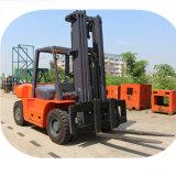 O Forklift da combustão interna de boa qualidade 5.0t contrabalançou o Forklift Diesel para a venda Cpcd50