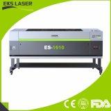 Renderização de gráficos 1600*1000mm de área de trabalho da máquina de gravação a laser