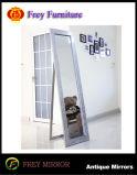 Het nieuwe Frame van de Spiegel van het Mozaïek van het Ontwerp Houten