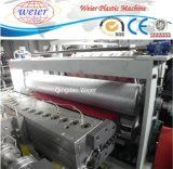 Pet PVC ondulé de toiture Tuiles Tuiles composite de la machinerie