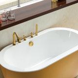 El cuarto de baño independiente de acrílico sanitario remojo bañera (BG-7005D)