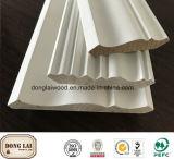 Matériaux de construction de la Chine usine de haute qualité d'alimentation de la compétitivité des prix plafond décoratif étanche personnalisé moulures en bois de la Couronne
