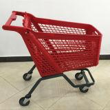 Горячее сбывание Eco-Friendly все пластичные вагонетки покупкы супермаркета