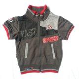 No Outono do rapaz tricotado Sport Suit