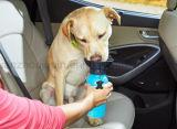 Garrafa de água ao ar livre plástica do cão do gato do animal de estimação do OEM