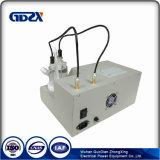 Analyseur automatique d'humidité de fischer de karl de mètre d'humidité de pétrole