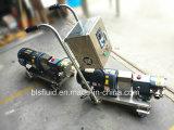 Pompe de pétrole électrique portative de vitesse de lobe rotatoire en acier sanitaire