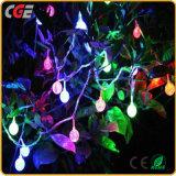 Cadena de alimentación LED Luz decorativos para jardín de la Navidad. Bajo precio de venta caliente