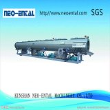 extrusionadora de husillo cónico doble de alta eficiencia de la máquina de plástico para tubo