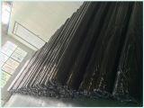 PVCゆがみの編むガラス繊維のGeogridの合成物のGeotextile