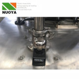 Автоматическое заполнение трубы кузова машины для зубной пасты
