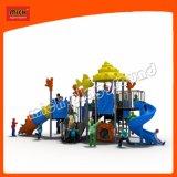 Nice matériau PE Conseil Kids Terrain de jeux extérieur Série avec prix d'usine