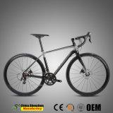 bici di alluminio di corsa di strada di 700c 18speed con la forcella del carbonio