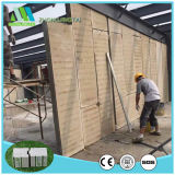 Decoração fácil à prova de cimento do tipo sanduíche de EPS para parede exterior