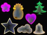 Teken van de Lichten van de Batterij van de Kleur van leiden- Brieven het Roze Duurzame