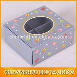 Plätzchen-Papierkasten-Verpackungsgestaltung
