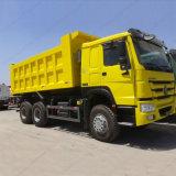 336HP 10wheel Sinotruk HOWOのトラック6X4の頑丈なダンプトラック