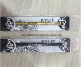 눈썹 아이섀도를 위한 2017년 Kylie 단 하나 메이크업 솔 금 검정 비스듬한 장식용 솔