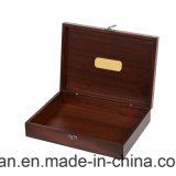 Qualitäts-festes Holz-Geschenk-Kasten