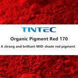 Органических красного пигмента 170 на пластик