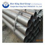 Reg de acero al carbono negro tubo soldado de la API de tubo de 5L/ASTM A53 el Grado B para tubo de aceite/tubo de gas/tubo de agua del tubo de confiables proveedores
