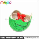 3*4cm novo magia criativa crescente água incubação de ovos de dinossauro brinquedo para crianças