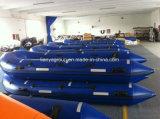Liya 2-6.5m Bateau Bateau de sauvetage gonflable militaire