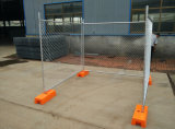 Geschweißter temporärer Zaun für Neuseeland