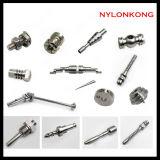 Motor de la maquinaria CNC de piezas de repuesto del eje de giro del eje de acero/.