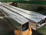 TP304/316L Tubo de aço soldadas quadrado