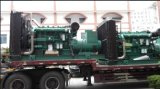 AC発電機440kw 550kVA Yuchaiの電気ディーゼル発電機