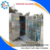 Böe-Kühler-Handelseiscreme-Böe-Gefriermaschine-Nahrungsmittelkühler
