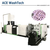 PP PE Film와 Flakes Pelletizing Equipment