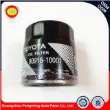 La Chine a fait chaud 90915-10001 de qualité supérieure de vendre du filtre à huile du moteur du chariot