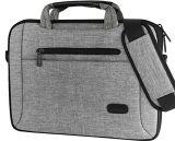 """Multi-Usare il sacchetto della cartella del computer portatile del poliestere del sacchetto del messaggero del Mens per il libro della superficie dell'aria di 13 """" MacBook Pro"""