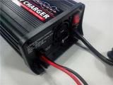 Diseño OEM 12V12A Auto Cargador de batería de portátil RoHS