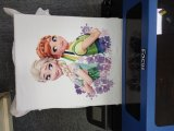 Tamaño A3 impresora plana de 6 colores Rainbow-Jet PRO directamente a impresora de prendas de vestir