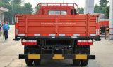 Dongfengの大尉125 HPの貨物自動車の貨物軽トラック