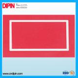 Double feuille de couleur pour la gravure et le découpage, panneau indicateur, Addvertising