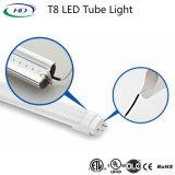4FT 22W luz del tubo LED DLC ETL UL enumerado